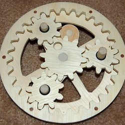 how to make wooden gears pearltrees