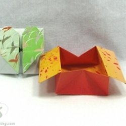 How To Quickly Make An Origami Magic Ball