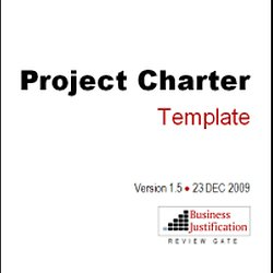 PMBOK Project Document Templates PM Docs Pearltrees - Project charter template pmi