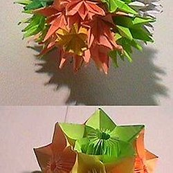 Awe Inspiring Little Roses Kusudama Diagram Pearltrees Wiring Digital Resources Anistprontobusorg