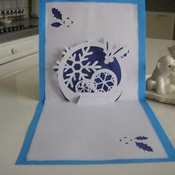 Carte De Noel 3d A Imprimer.Carte De Noel 3d A Imprimer Exactjuristen